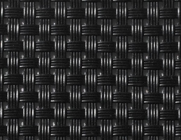 Kaheku Platzset Tessere schwarz 45x35cm