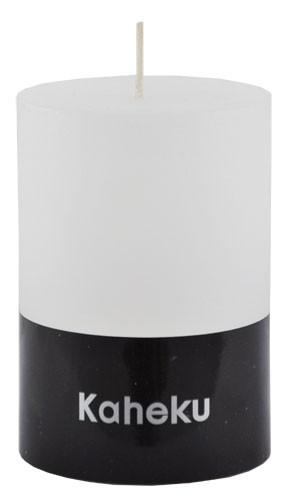 Kaheku Cylinderkerze weiss 10 Ø 18h
