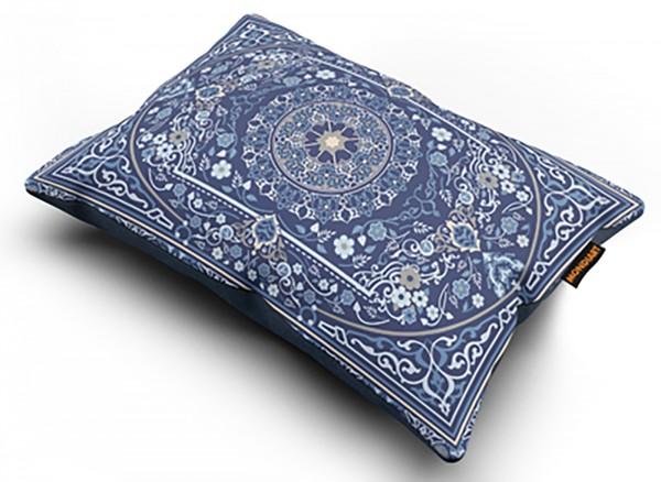 Kissen Royal blue 45x65