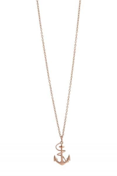 Halskette Anker SEASIDE & CO. (RG/P)