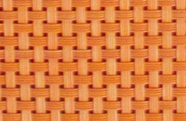 Kaheku Platzset Tessere orange 45x35cm