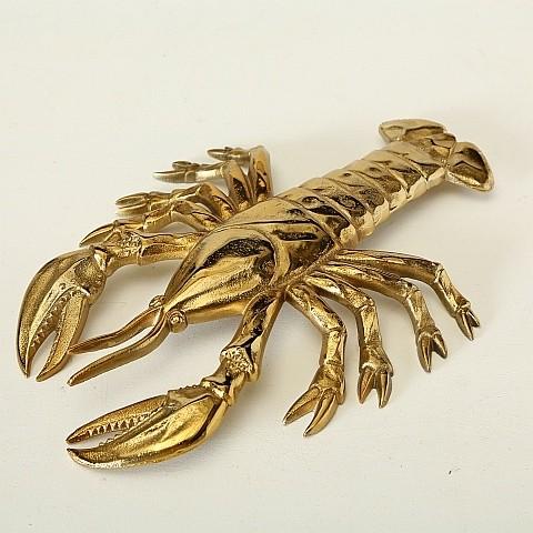 Figur Boby, H 5 cm, Metall, (gold/Aluminium)