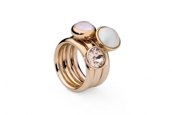 QUODO Interchangeable Ring-Set 122