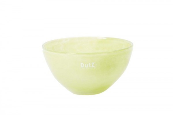 DutZ BOWL SMALL - H9 D17 cm - LIME