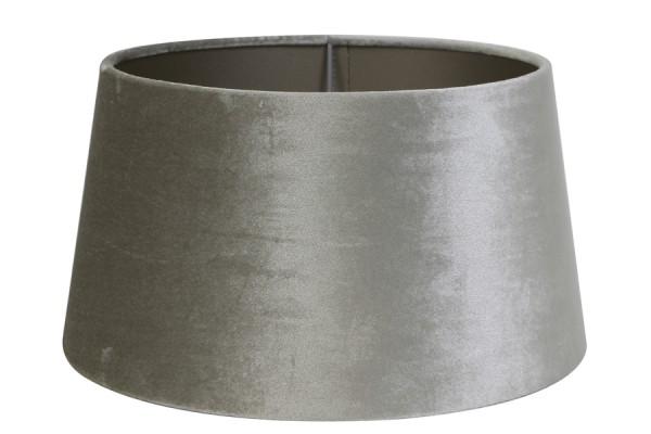 Lampenschirm n-rund 25-20,5-14 cm ZINC space dust