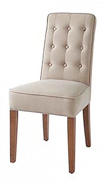Cape Breton Dining Chair lin Flax