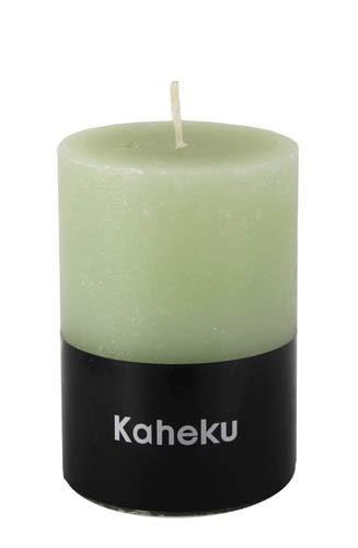 Kaheku Cylinderkerze salbei 10 Ø 18h
