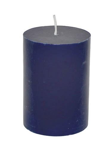 Kaheku Cylinderkerze Silea Stearin ma.bl. 7Ø10h