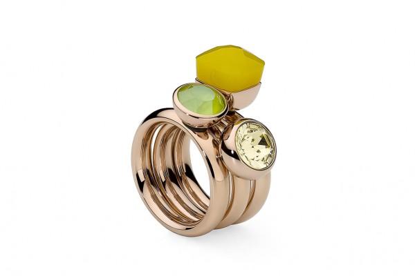 QUODO Interchangeable Ring-Set 114