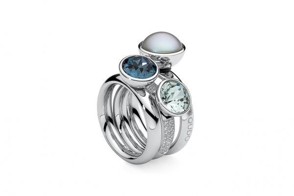 QUODO Interchangeable Ring-Set 107