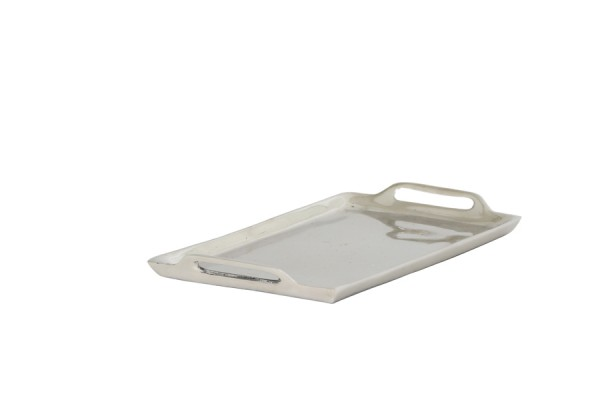 Tray 14x25 cm NIBE nickel