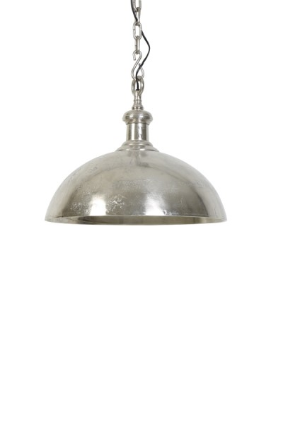 Light & Living Hängeleuchte Ø50x40 cm ADORA roh nickel