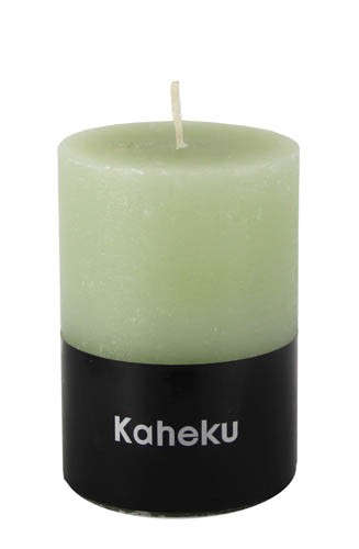 Kaheku Cylinderkerze salbei 10 Ø 11h