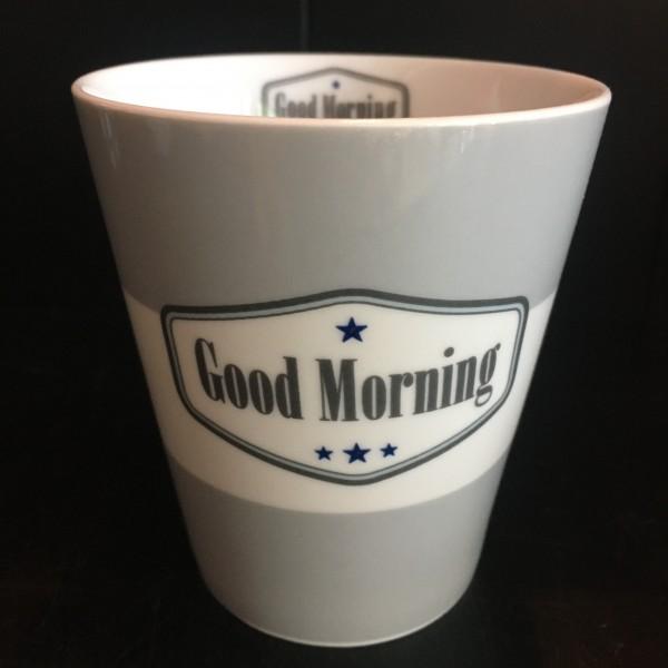 Mug, Good Morning