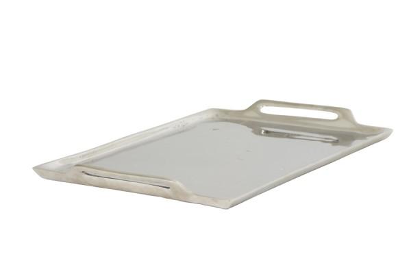 Tablett 22x36 cm NIBE nickel