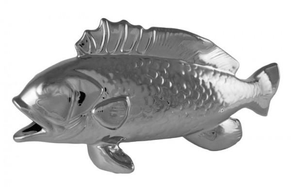 Figur Dory Fisch silber 21,5x6x10h