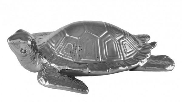 Kaheku Figur Dory Schildkröte silber 20x18x6,5h