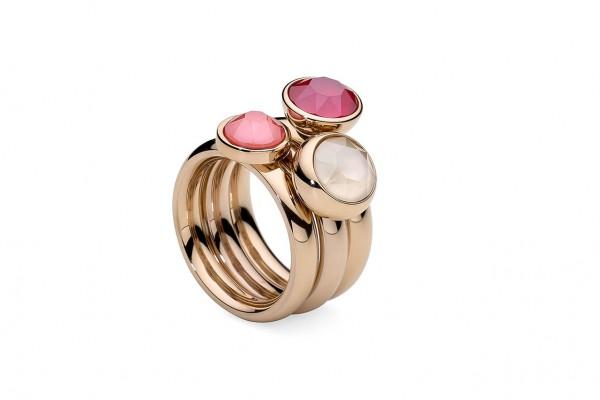 QUODO Interchangeable Ring-Set 115