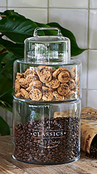 Kitchen Classics Storage Jar 2Parts