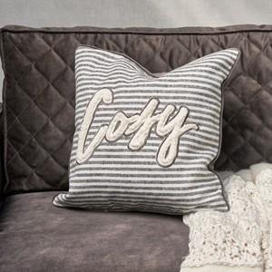 Cosy Stripe Pillow Cover 50x50