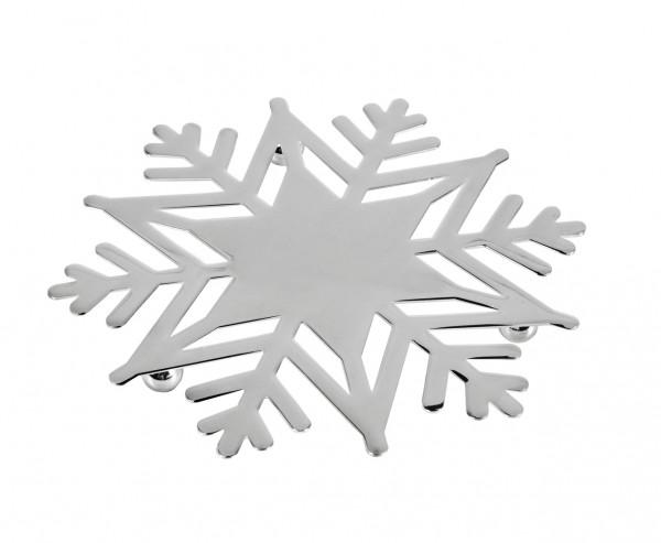 Untersetzer SchneeflockeØ21 cm