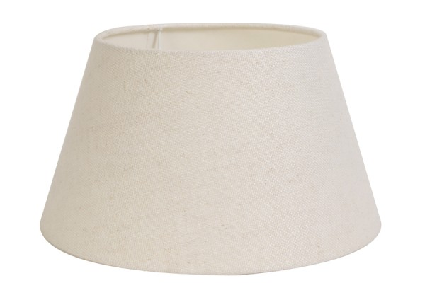 Shade round 45-35-25 cm LIVIGNO egg white