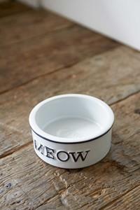 Meow Cat Bowl
