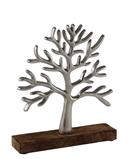 Baum Herbol silber vernickelt 25,5h