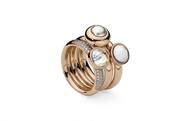 QUODO Interchangeable Ring-Set 126