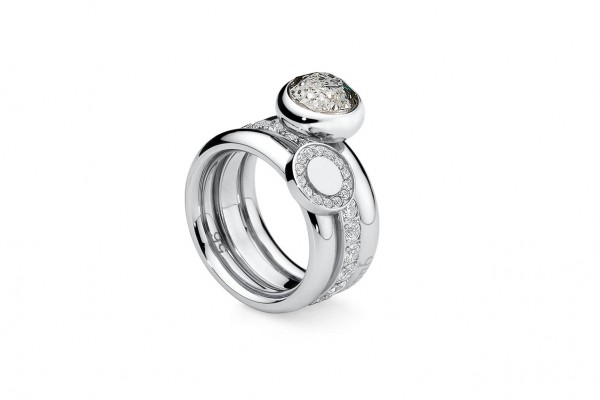 QUODO Interchangeable Ring-Set 120