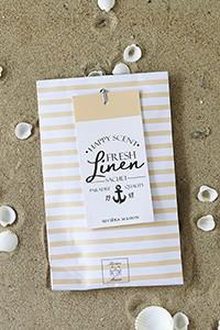 Summer Sachet Linen