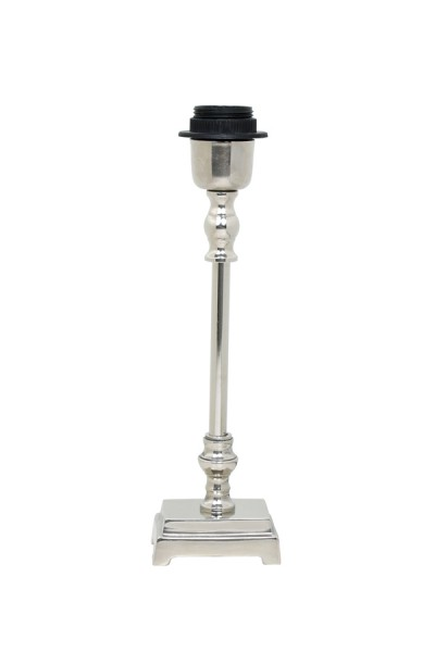 Lamp base 8,5x6x31 cm MADAN nickel
