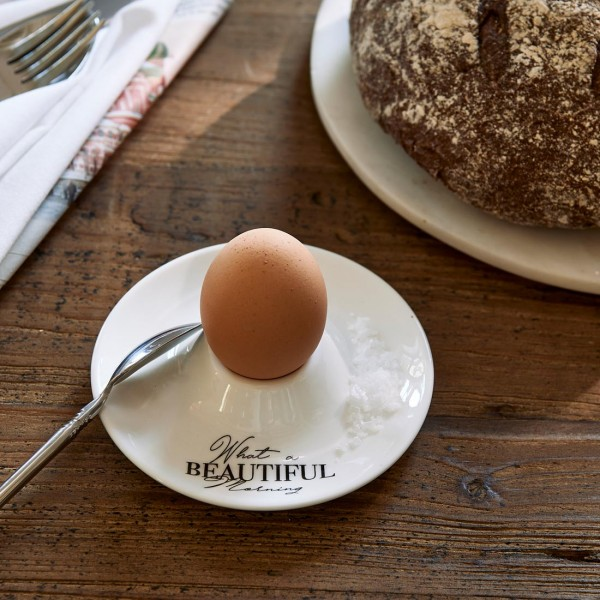 Beautiful Morning Egg Cup