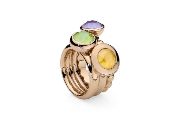 QUODO Interchangeable Ring-Set 116