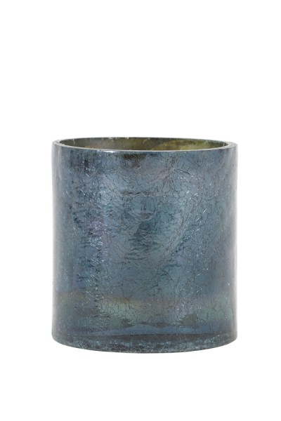 Teelicht Ø10x11 cm BORBA grau
