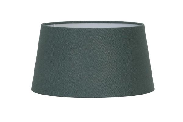 Lampenschirm n-rund 25-20,5-14 cm LIVIGNO evergreen