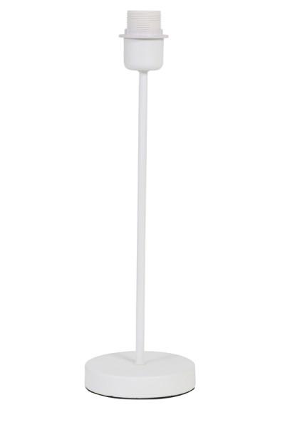 Light & Living Lampenfuß Ø13x45 cm HOUSTON matt weiß