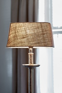Fabulous Rect. Lampshade flax M