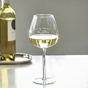 GRAND RESERVE VIN BLANC WINE GLASS