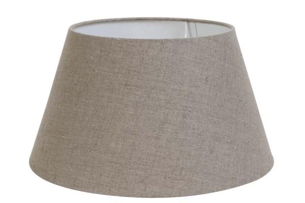 Lampenschirm rund 45-35-25 cm DARK LINEN