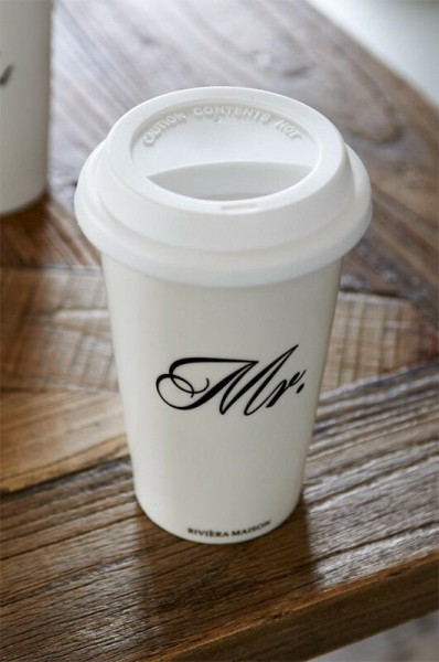 Coffee To Go Becher Mr