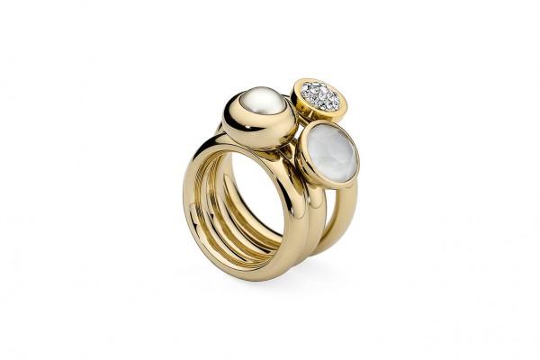 Ring-Set 157 QUODO Interchangeable