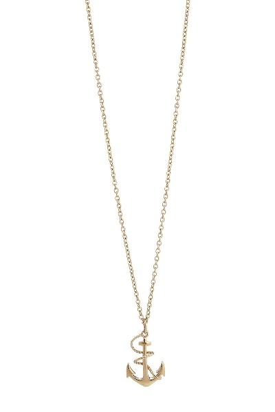 Halskette Anker SEASIDE & CO. (G/P)